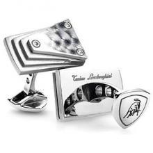 купить Запонки Lamborghini Motore T+SS Lm006000e-tcl