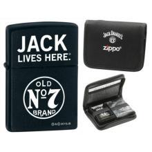 Подарочный набор Zippo 28014 Jack Daniel