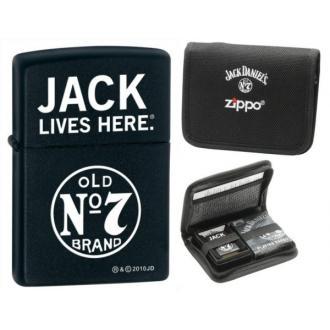купить Подарочный набор Zippo 28014 Jack Daniel
