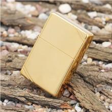 Зажигалка Zippo 270 CLASSIC vintage high polish brass