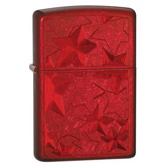купить Зажигалка Zippo 28339 CANDY APPLE RED