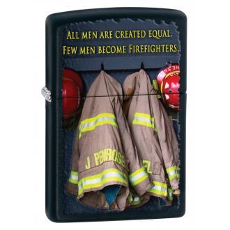 купить Зажигалка Zippo 28316 Fireman Coat