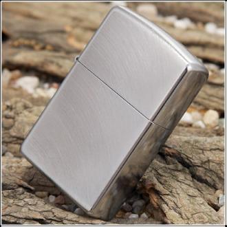 купить Зажигалка Zippo 24647 CLASSIC chrome arch