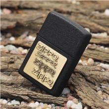 Зажигалка Zippo 362 ZIPPO BRASS
