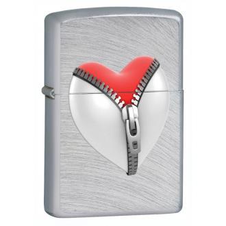 купить Зажигалка Zippo 28327 Zip Heart