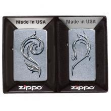 Зажигалка Zippo 28477 HEART COMBO