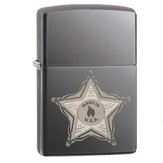 купить Зажигалка Zippo 28360 150 SKULL BADGE