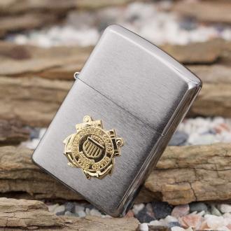 купить Зажигалка ZIPPO 280 CG REGULAR COAST GRD