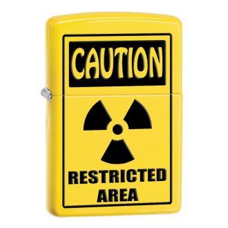 купить Зажигалка Zippo 28318 Caution