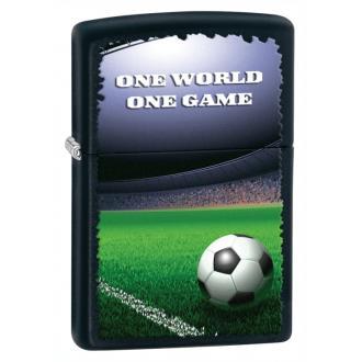купить Зажигалка Zippo 28301 Football in Stadium Lighter