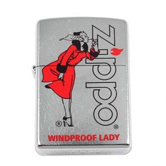 купить Зажигалка Zippo 28385 Windproof Lady