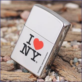купить Зажилка Zippo 24799 I LOVE NY