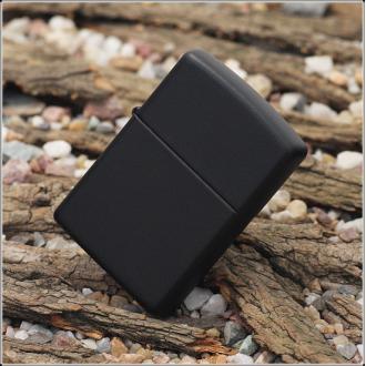 купить Зажигалка Zippo 218 CLASSIC black matte