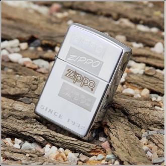 купить Зажигалка Zippo 24207 CHROME GENERATIONS
