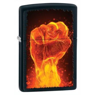 купить Зажигалка Zippo 28308 Fire Fist
