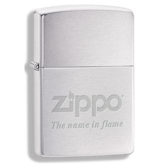 купить Зажигалка Zippo 290609 ZIPPO THE NAME IN FLAME