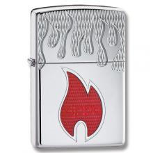 Зажигалка Zippo Inferno Armor 20993