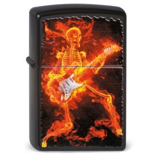 купить Зажигалка Zippo 218.431 Guitarist series of fiery