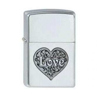 купить Зажигалка Zippo 110.068 GIRLS' LIFE DL-LOVE