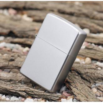 купить Зажигалка Zippo 205 CLASSIC satin chrome