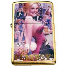 Зажилка Zippo 24870 Playboy - подарочный вариант