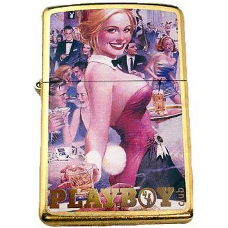 купить Зажилка Zippo 24870 Playboy - подарочный вариант
